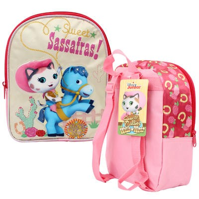 Disney Sheriff Callie Wild West Light-Up Backpack