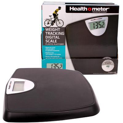 Healthometer Digital Scale- 12.5
