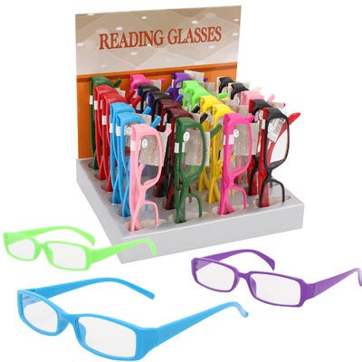 Reading Glasses Display - Assorted