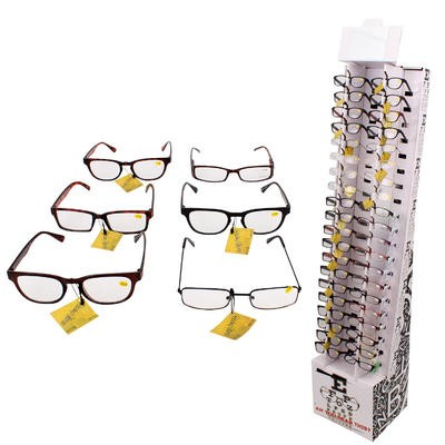 Assorted Reading Glasses Floor Display - Asst