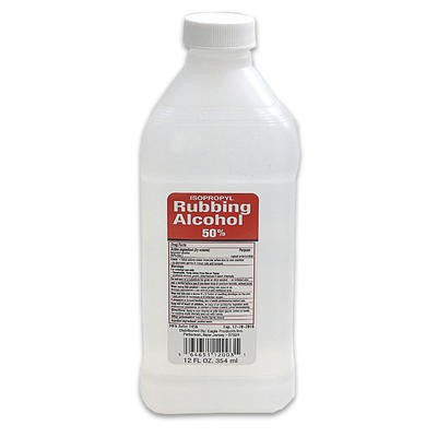 Rubbing Alcohol - 12oz