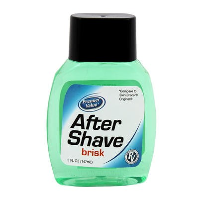 Premier Value Brisk After Shave - 5oz