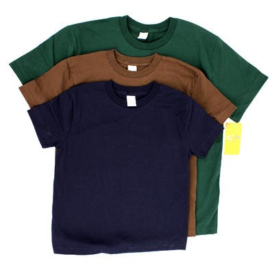 T-SHIRT BOYS ASST COLOR/SIZE