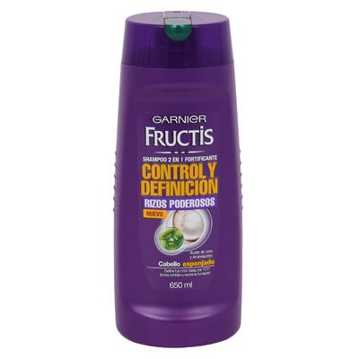 Curls and Anti-Frizz Shampoo 2-in-1 - 22oz