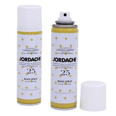 Jordache Carolina Herrera Body Spray for Women - 4