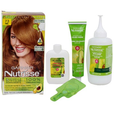 Garnier Nutrisse Honey Hair Color