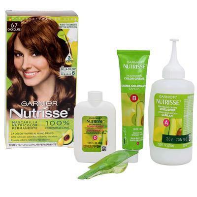 Garnier Nutrisse Chocolate Hair Color