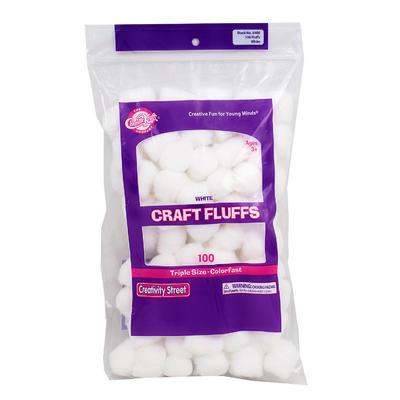 Chenille Kraft Cotton Ball 100ct
