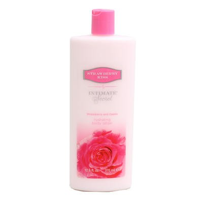 Intimate Secret Strawberry Kiss Body Lotion
