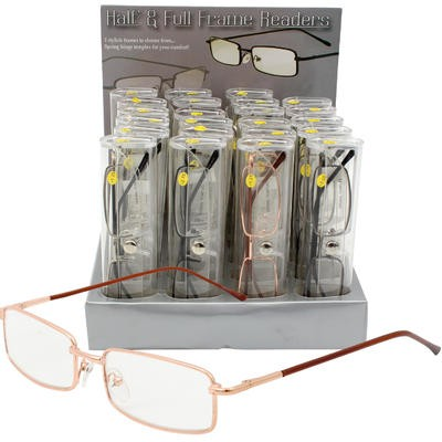 Reading Glasses Display - Asst