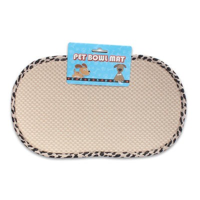 Pet Bowl Mat - 13.5