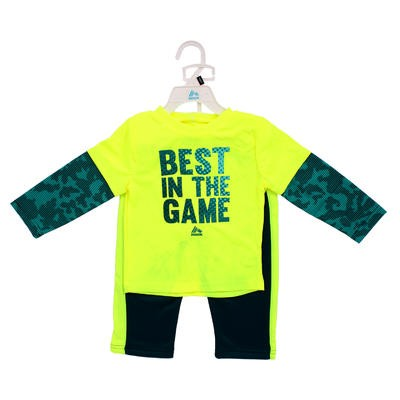 RBX Best in the Game Pant 2pc Set - Asst