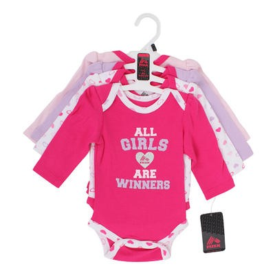 BODYSUIT 4pc WINNER FUCHSIA