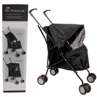 Pet Store Black Pet Stroller - 37