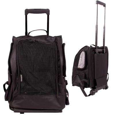 Oxgord Pet Rolling Backpack - 19