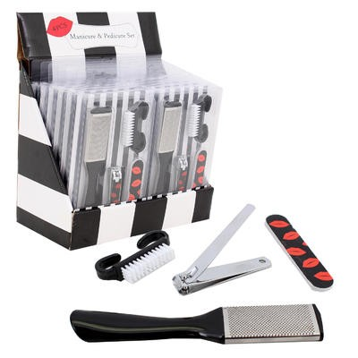 Manicure and Pedicure 4-piece Set