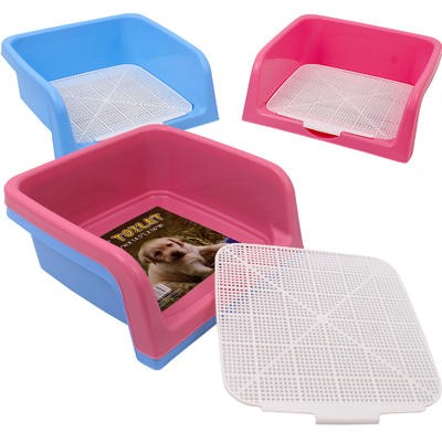 Pet Toilet - Assorted  14.5