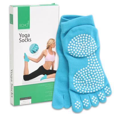 Echo Fitness Yoga Socks