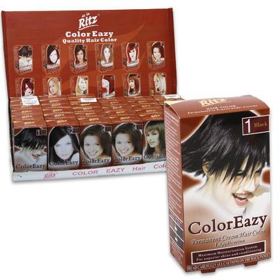 De La Ritz Color Eazy Hair Dye - Asst