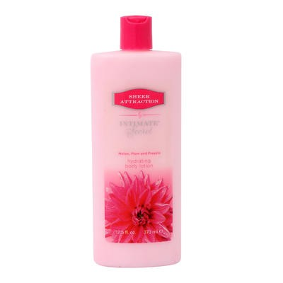 Intimate Melon  Plum and Freesia Body Lotion