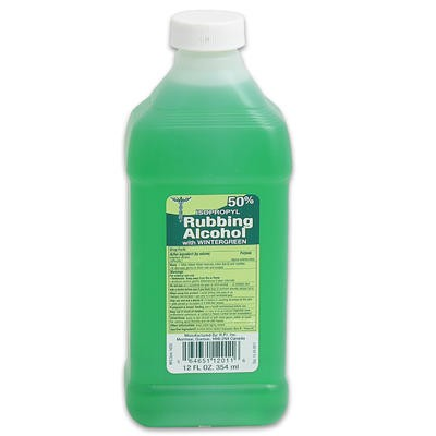 Rubbing Alcohol - 12oz