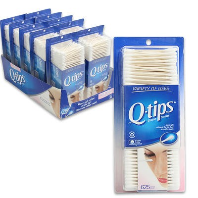 Q-Tip Cotton Swab 625ct in Display Box