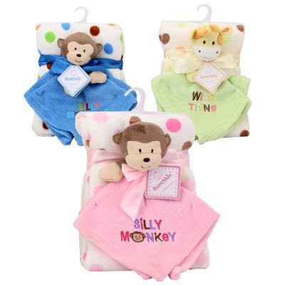Bunchkin Blanket 2-piece Set - Assorted  30