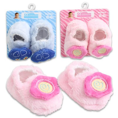 Little Mimos Car Baby Booties - Assorted