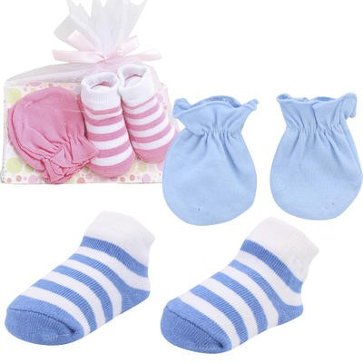 Bunchkin Mittens and Sock Set - Assorted