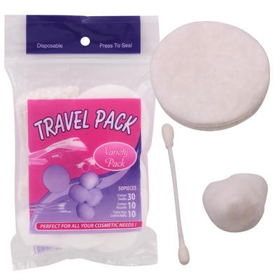 Cosmetic Travel Pack 3-in-1