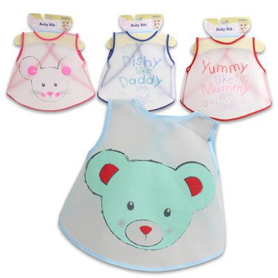 Little Mimos EVA Baby Bib - Assorted  13
