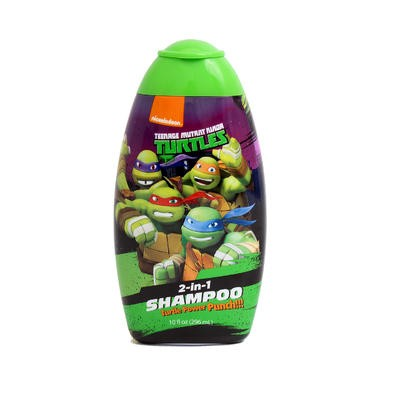 Ninja Turtles Shampoo & Conditioner 2-in-1 - 10oz