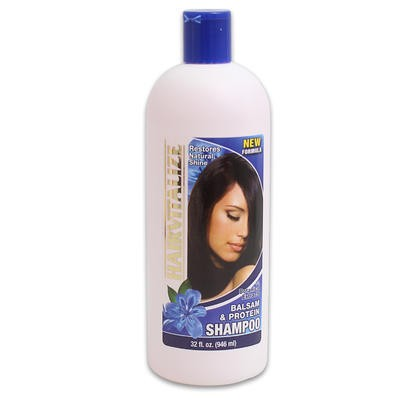 Hair Vitalize Balsam and Protein Shampoo - 32oz