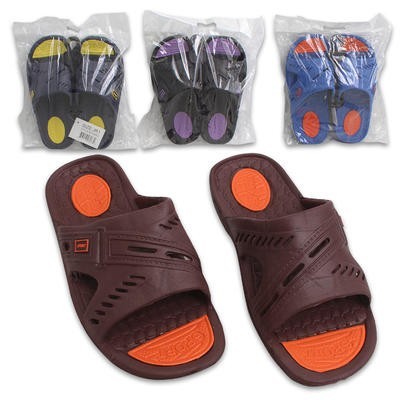 Boys' Dark Sports Sandals - Assorted