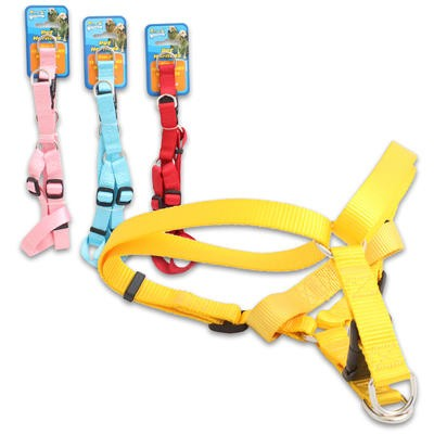 Soleil Pet's World Nylon Pet Harness - Assorted