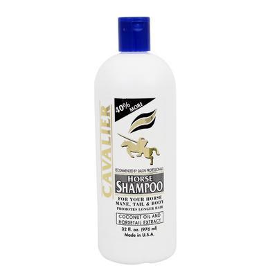 Cavalier Horse Shampoo with Coconut Oil - 32oz