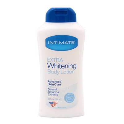 LOTION 20oz XTRA WHITENING INT