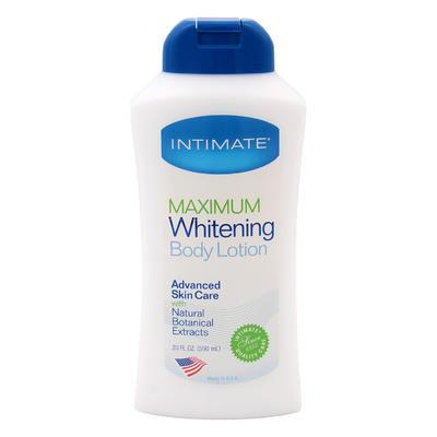 Intimate Maximum Whitening Body Lotion - 20oz
