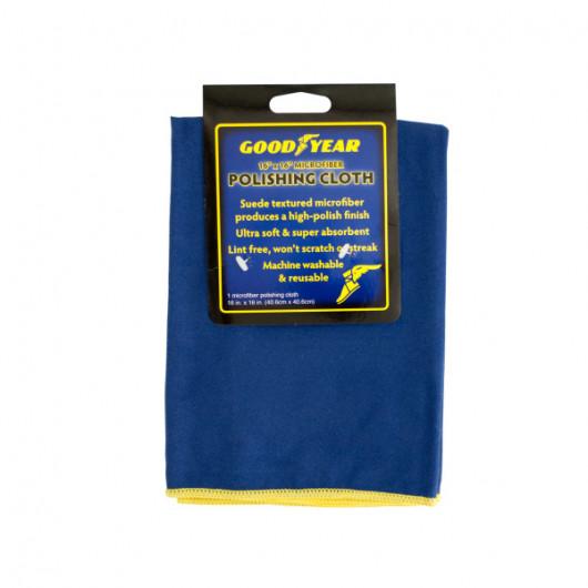 Goodyear Microfiber Polishing Cloth