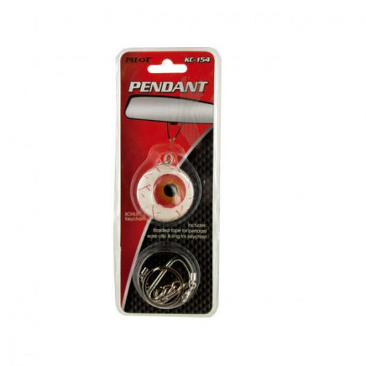 Eyeball Keychain/Auto Pendant