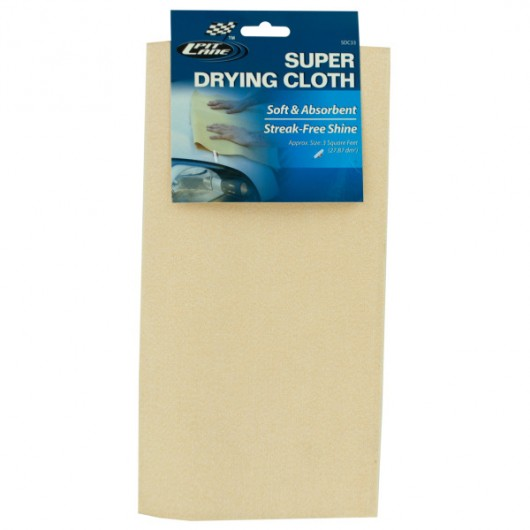 Reusable Super Drying Auto Cloth