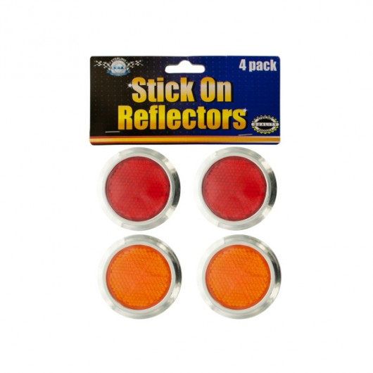 Stick-On Reflectors Set