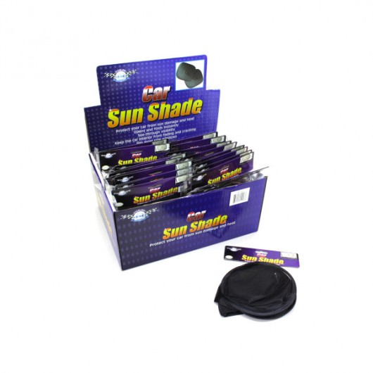 Car Sun Shade Countertop Display