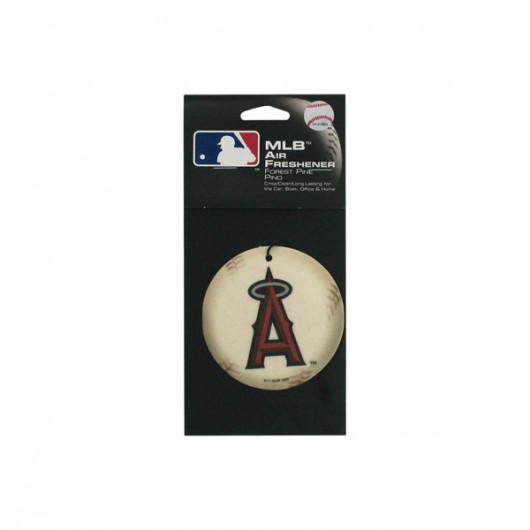 Angels baseball pine air freshener