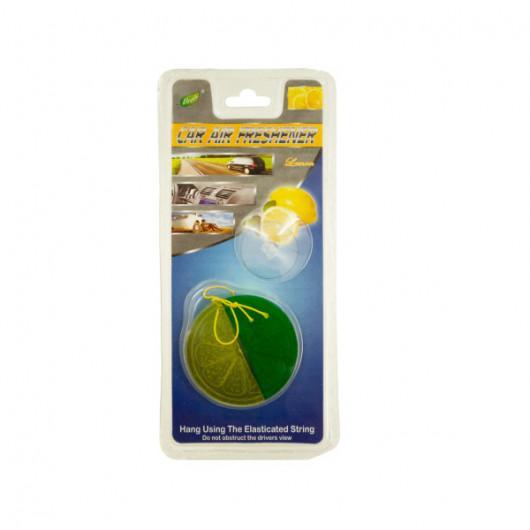 Lemon Lime Car Air Freshener
