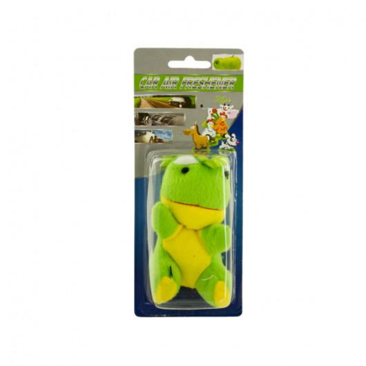 Plush Frog Cherry Car Air Freshener
