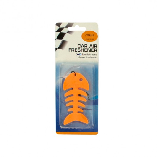 Fish Bone Car Air Freshener