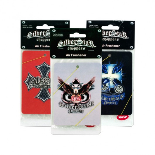 """""""Choppers"""" air freshener, assorted scents"""