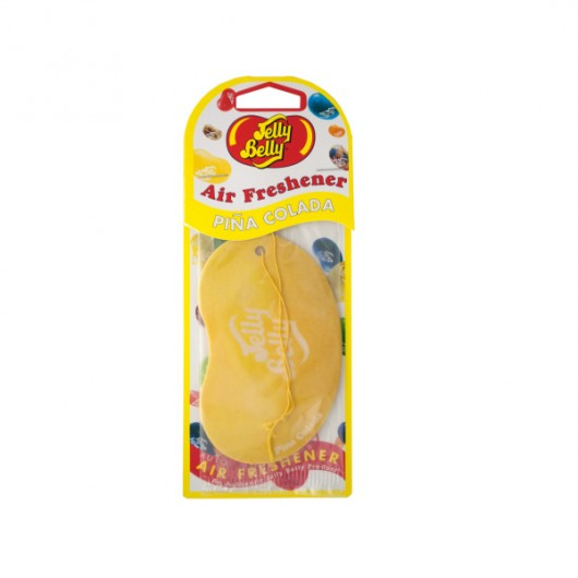 Pina Colada Jelly Belly Air Freshener