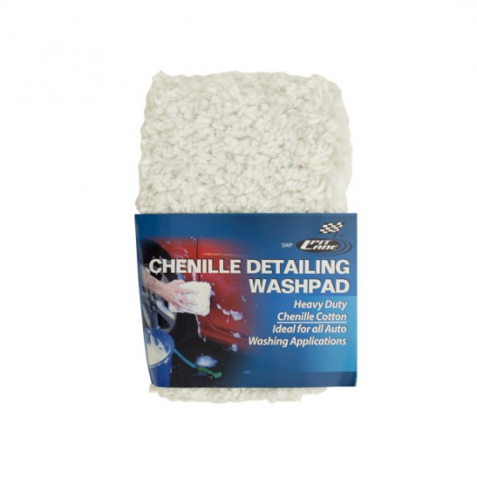 Chenille Auto Detailing Washpad